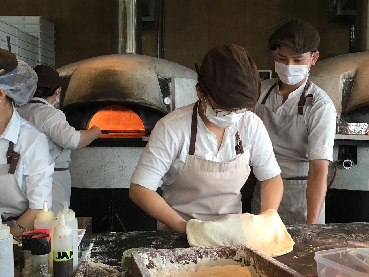 travail boulangerie